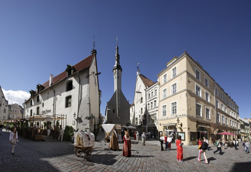The QuickStart Guide To Tallinn